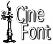 CineFont