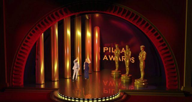 Virtual Sets for Virtual Awards!